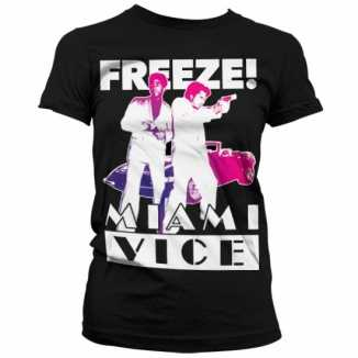 Miami Vice Freeze kleding dames shirt