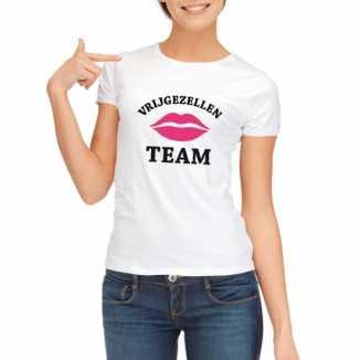 Vrijgezellenfeest shirt dames